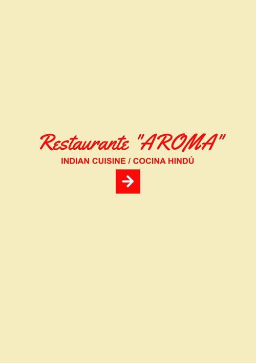 Restaurant Aroma (Indian Cuisine)