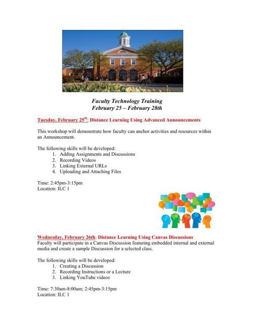 Tech Workshops.Feb25.28