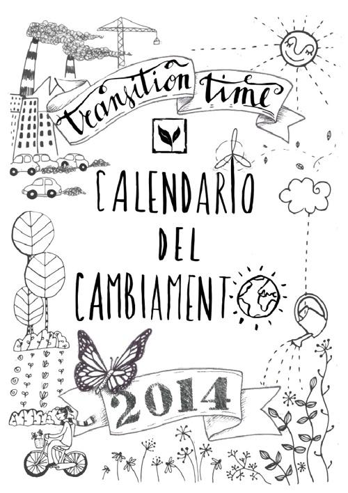 Calendario 2014 della transizione e resilienza