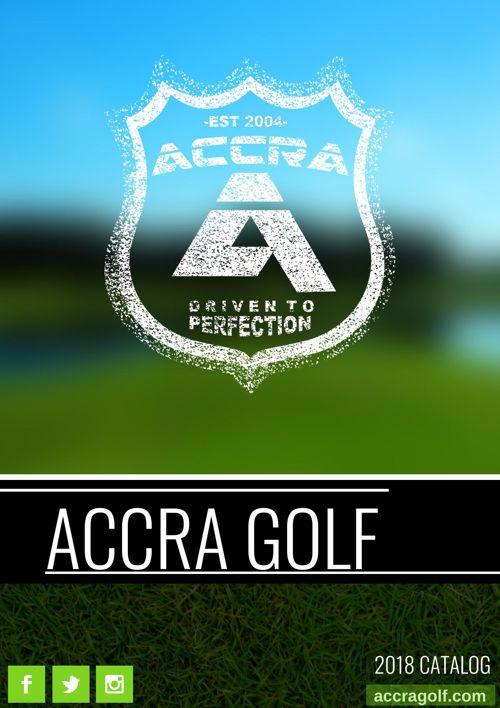 ACCRA Golf Catalog 2018