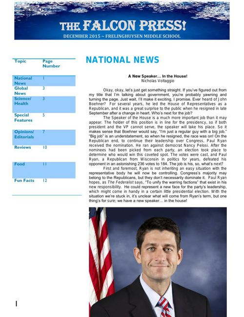 Falcon Press December 2015
