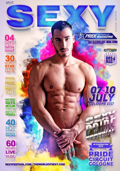 SEXY PRIDE FESTIVAL MAGAZINE 2017