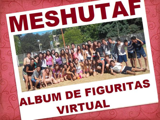Fede - Meshutaf - Album Figuritas Virtual