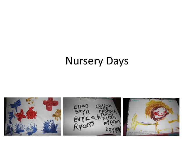 Nursery Days