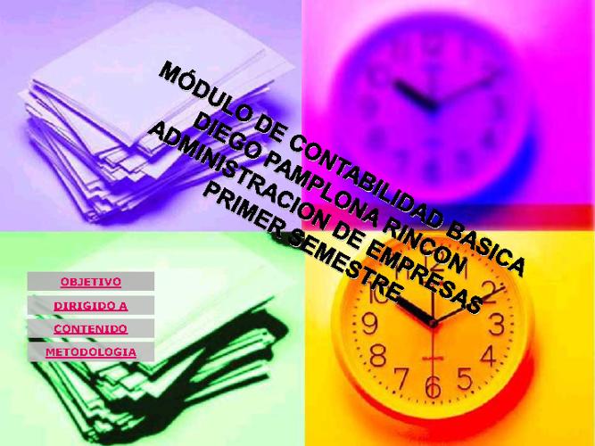MODULO CONTABILIDAD BASICA