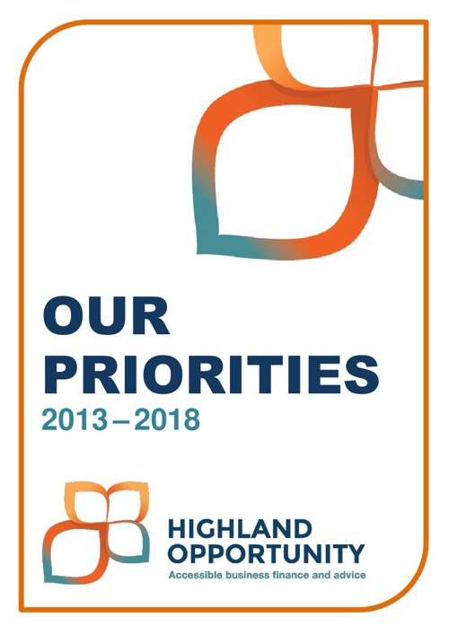 Our Priorities 2013-2018