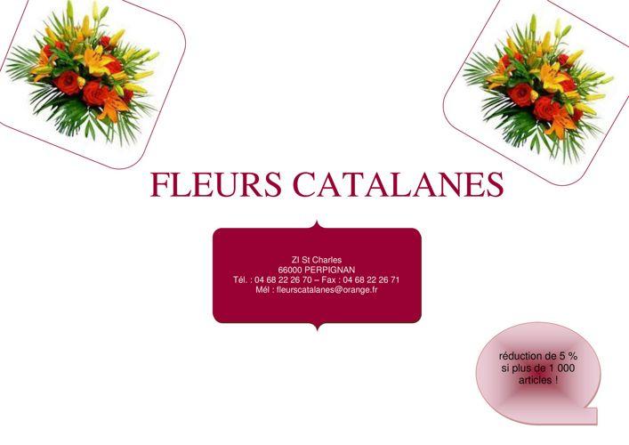 FLEURS CATALANES