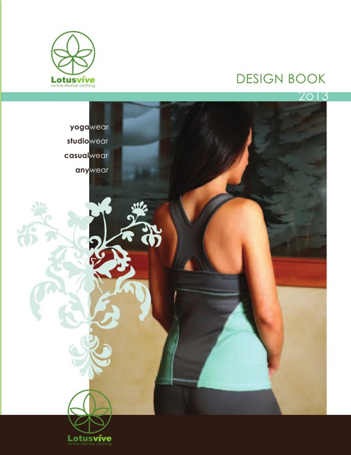 Lotusvive Design Book