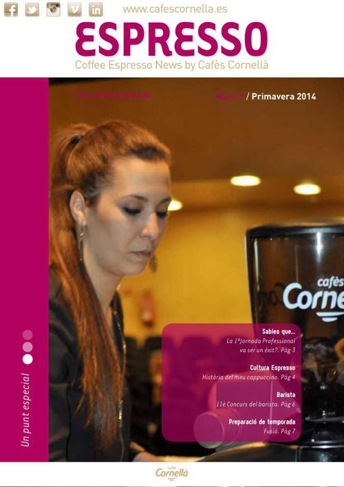 Espresso magazine nº9