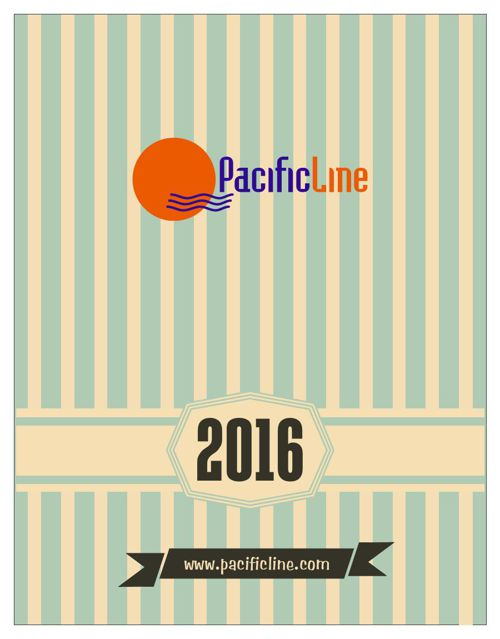 Pacificline Catalog 2016