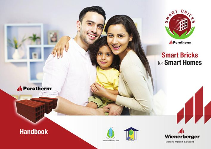Porotherm Smart Brick-Handbook