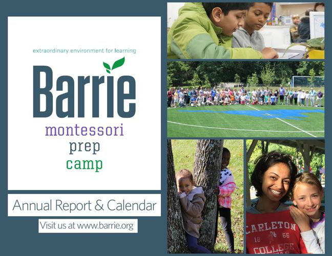 Barrie Annual Report 2014-2015