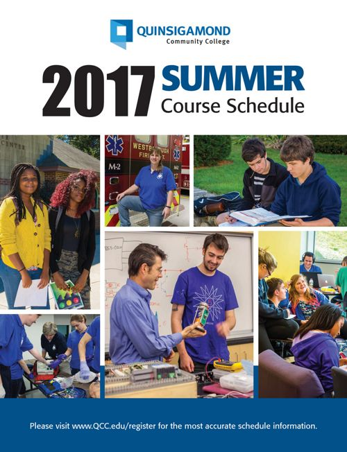 Summer 2017 Course Schedule F