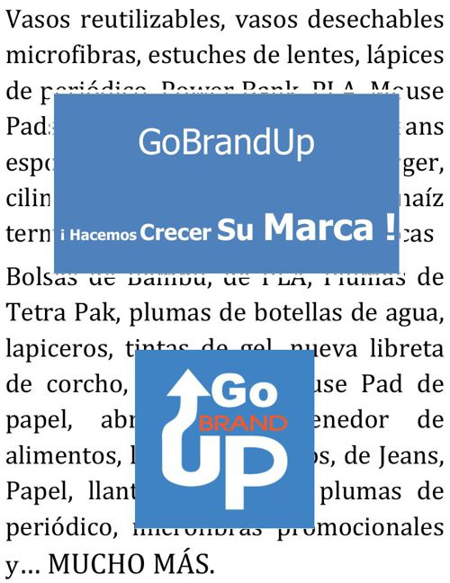 Carta de servicios GoBrandUp 2Q
