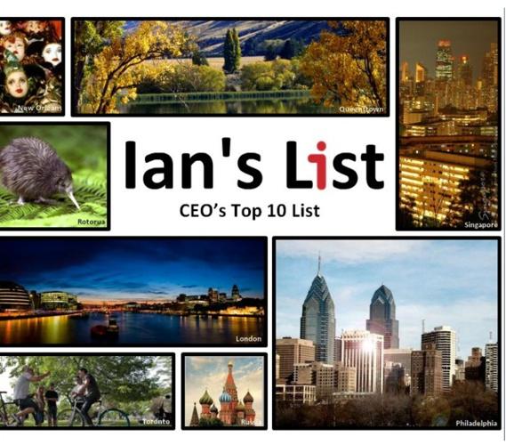 CEO's Top 10