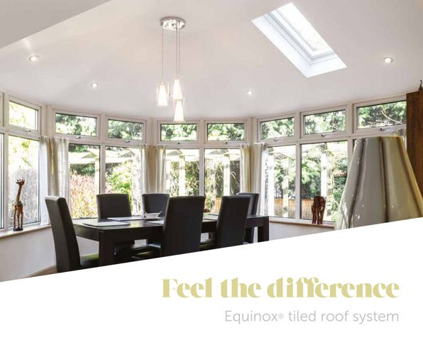 Eurocell - EquinoxII Tiled Roof System