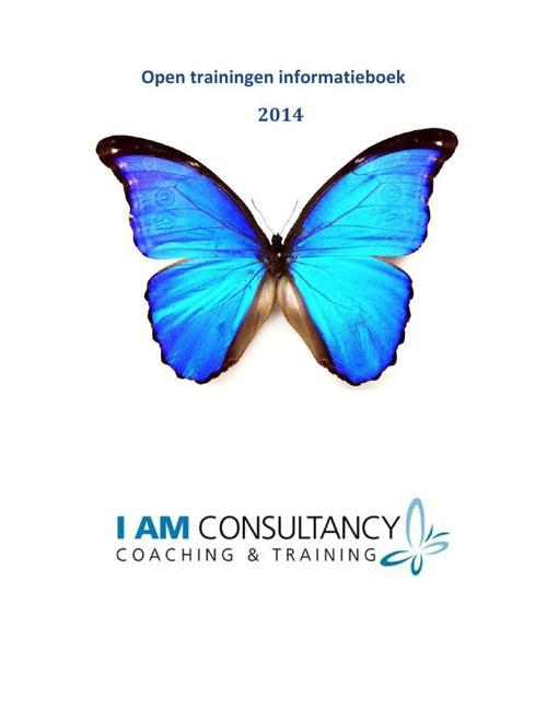 Open Trainingen Informatie Boek 2014