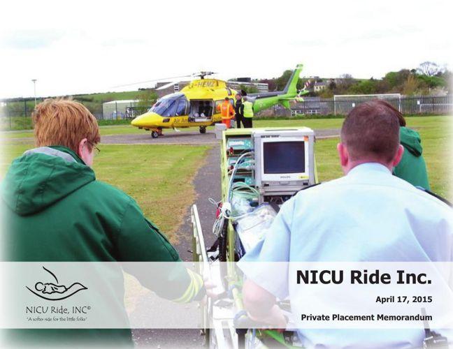 NICU Ride PPM 5-18