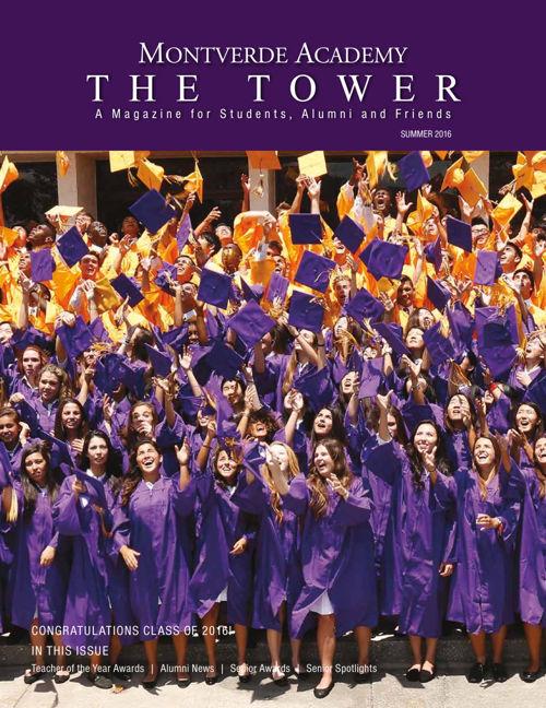 Summer 2016 Tower Magazine