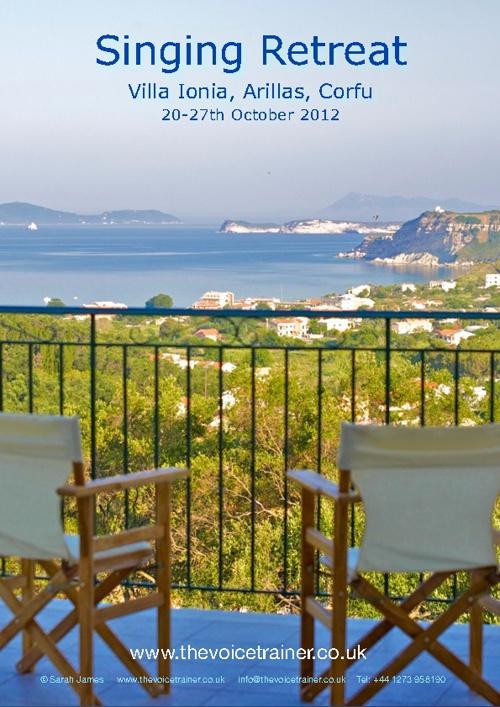 Singing Retreat Corfu GB