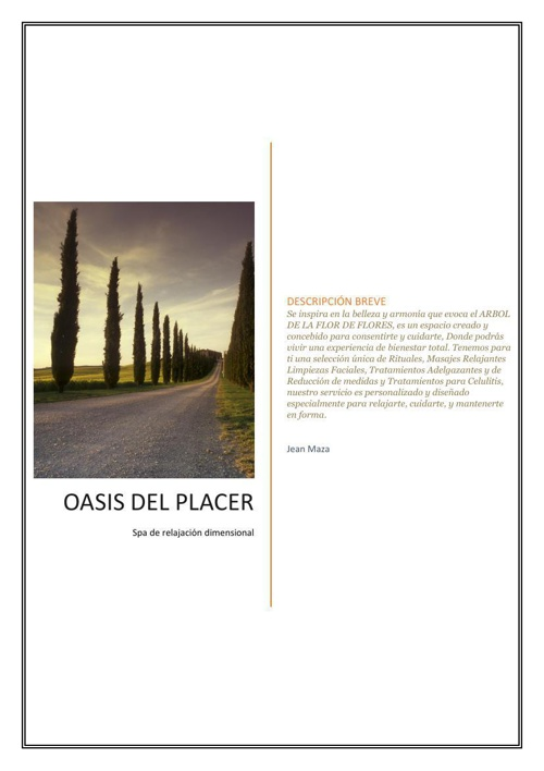 Oasis del placer_proyecto_Maza_J