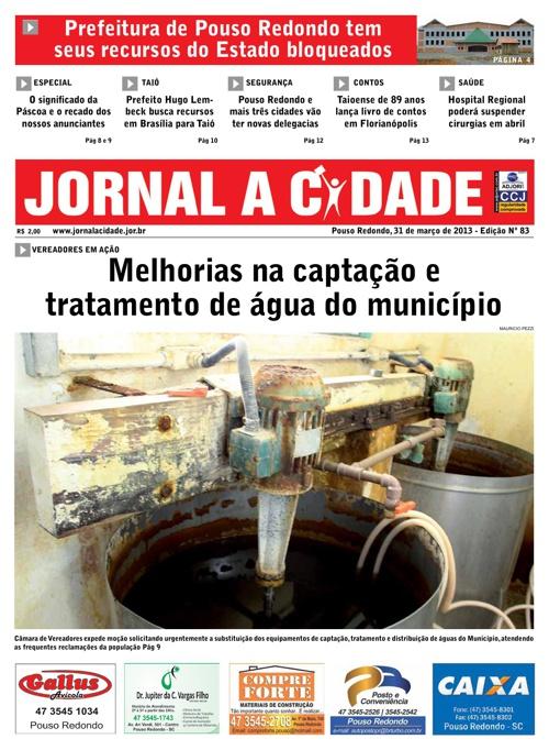 Jornal a Cidade - Edição 83
