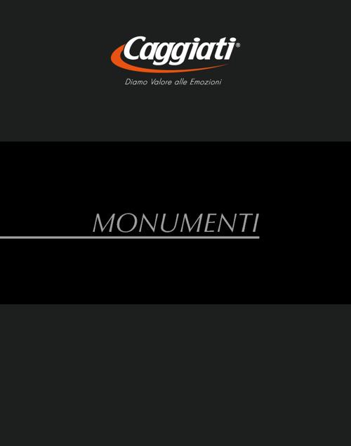 Catalogo monumenti Caggiati parte 2