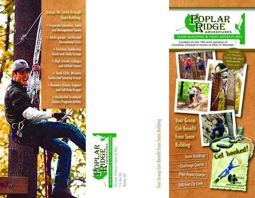 Poplar Ridge Adventures 2015 Brochure