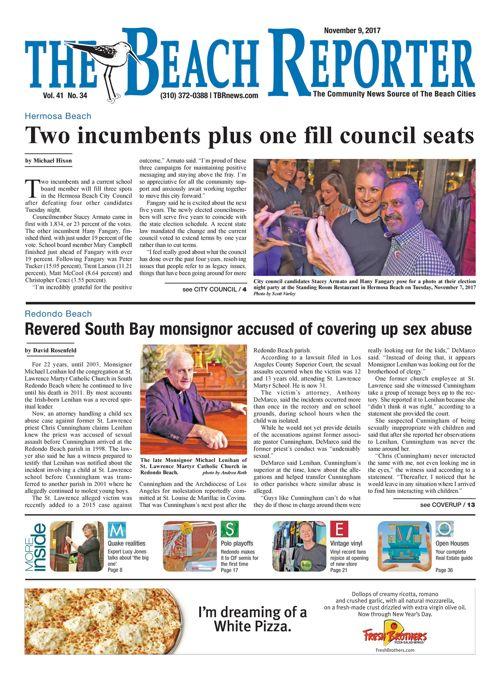 The Beach Reporter   November 9, 2017
