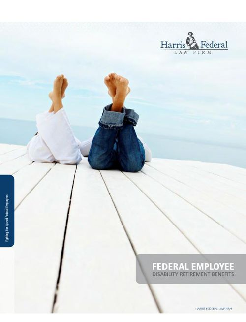 Harris Federal - Federal Disability Retirement