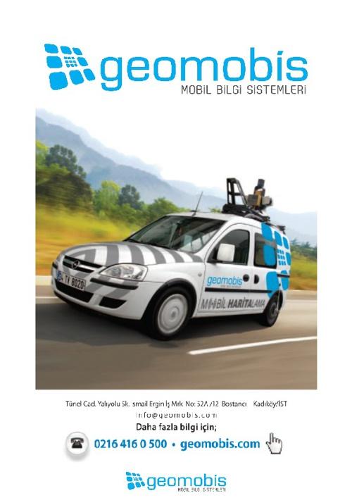 Geomobis Mobil Bilgi Sistemleri