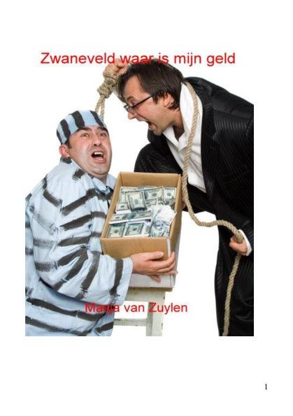 Promotiefile boek Francis Zwaneveld