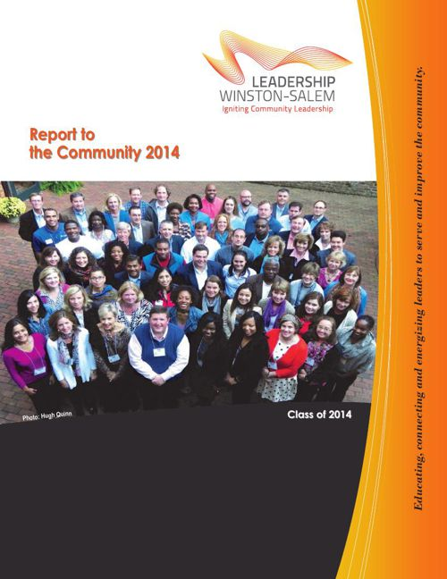 Report to the Community 2014