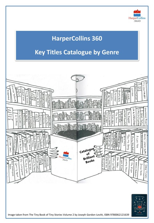 Harper Collins Key Titles Catalogue