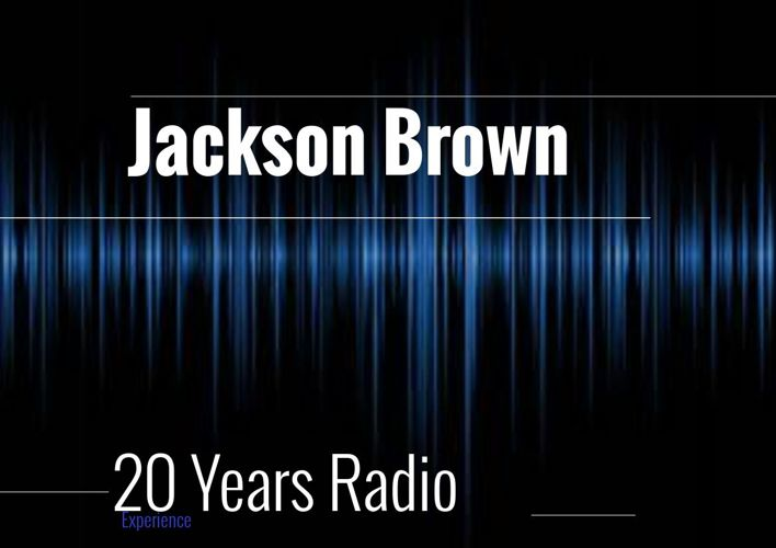 Jackson Brown, Radio Programmer