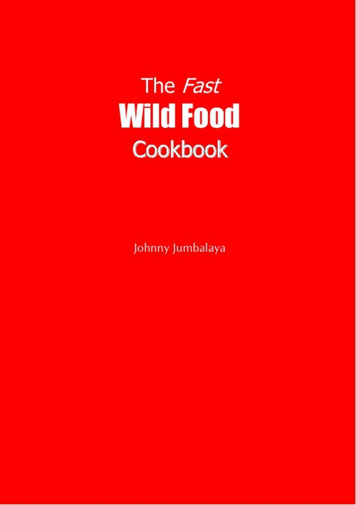The Fast Wild Food Cookbook