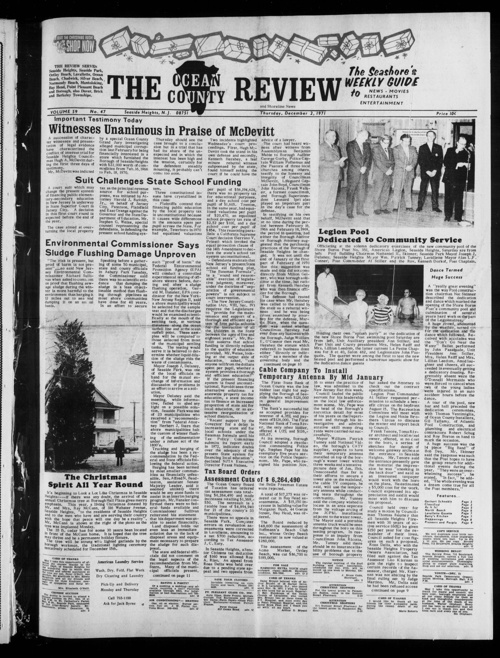 Review December 1971