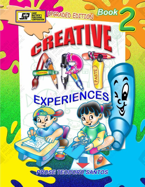 Creative Art Experiences in the Preschool - Book 2