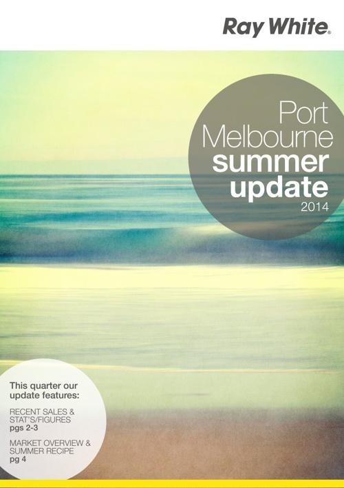 Port Melbourne Summer Update 2014