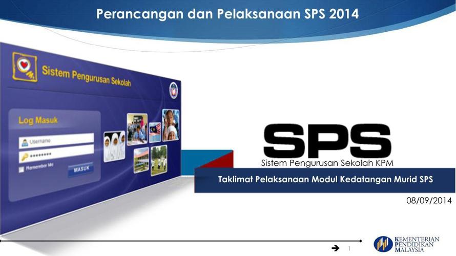 Taklimat SPS Full 4 Modul Kedatangan Murid %281%29