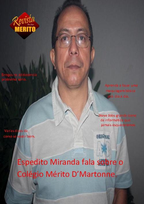 Revista Online Merito - Edição 1