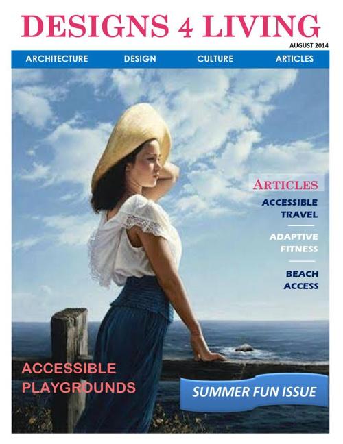 Designs 4 Living E-Magazine August 2014 Volume 4