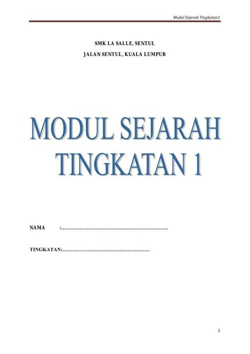 MODUL SEJARAH T1_bab-1-sampai-11-latihan-tingkatan-1 (1)