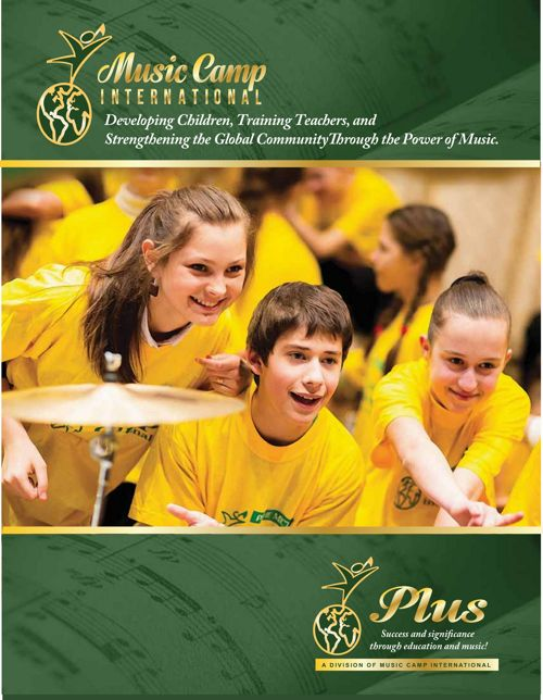 Music Camp International / PLUS Annual Report
