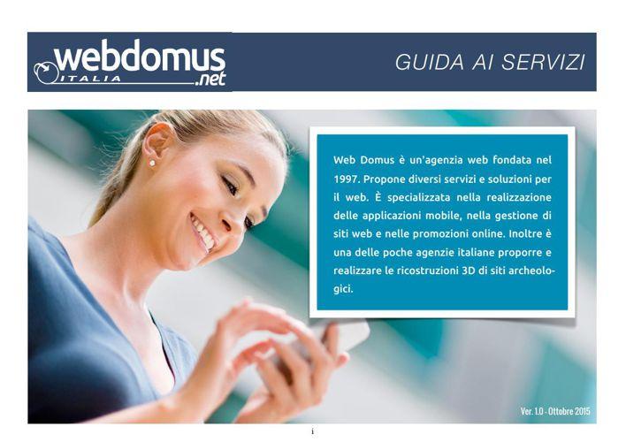 Web Domus Italia - Guida ai servizi