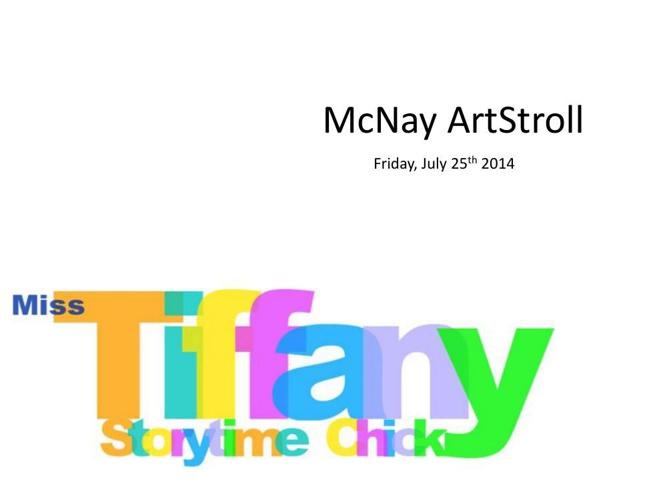 McNay ArtStroll_Textures