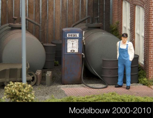 Modelbouw 2000-2010