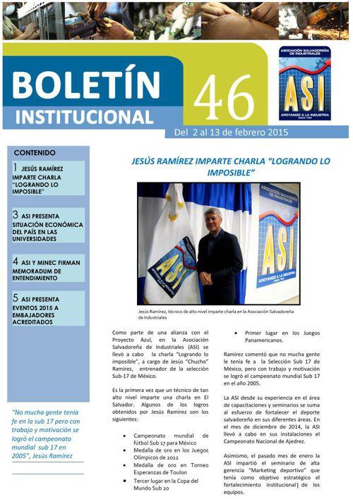 Boletín 46 ASI