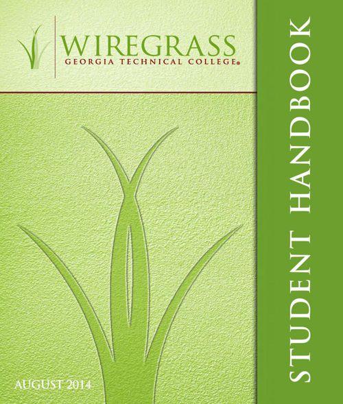 Student Handbook 2014-15