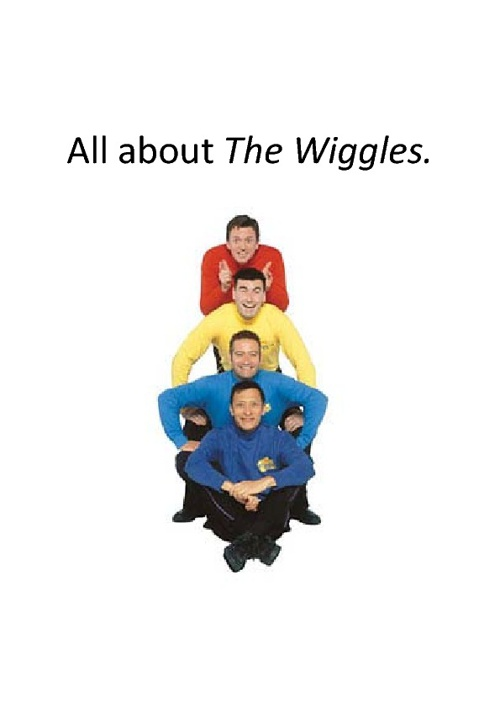 All about The Wiggles